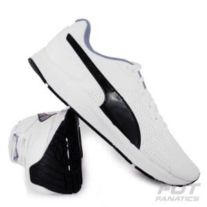 CLIQUE ➤➤ Tênis Puma Sequence SL Branco   oferta com preço barato em Promoção no site de loja