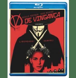 Oferta ➤ V De Vingança (Blu-ray)   . Veja essa promoção