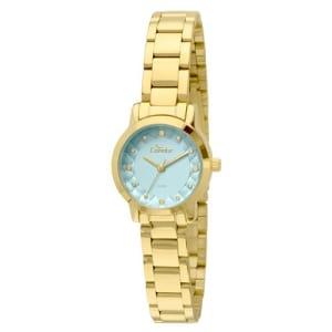 Relógio Feminino Analógico Condor CO2036KNW 4Z - Dourado aadc94851e