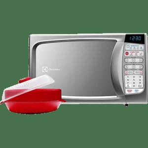 Oferta ➤ Micro-ondas Electrolux Ma30S 20 Litros Prata   . Veja essa promoção