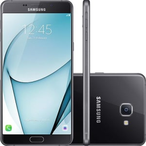 CLIQUE ➤➤ Smartphone Samsung Galaxy A9 Dual Chip Android 6.0 Tela 6″ Octa-Core 1.8 Ghz 32GB 4G Câmera 16MP – Preto   oferta com preço barato em Promoção no site de loja
