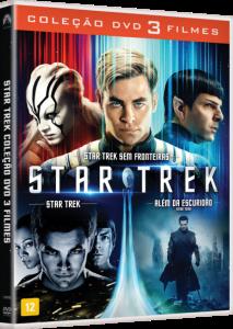 CLIQUE ➤➤ DVD Coleção Star Trek – 3 Filmes – 3 Discos (Cód: 9385738)   oferta com preço barato em Promoção no site de loja