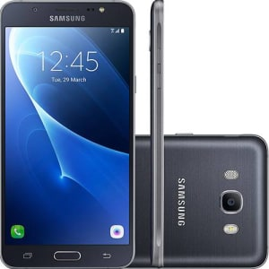 Oferta ➤ Smartphone Samsung Galaxy J7 Metal 16GB Preto 4G Tela 5.5″ Câmera 13MP Android 6.0   . Veja essa promoção