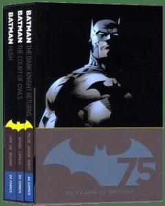 Oferta ➤ Batman 75Th Anniversary Box Set   . Veja essa promoção