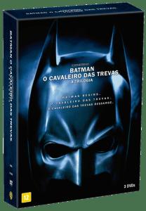 CLIQUE ➤➤ Batman: o Cavaleiro Das Trevas – A Trilogia – 3 DVDs   oferta com preço barato em Promoção no site de loja