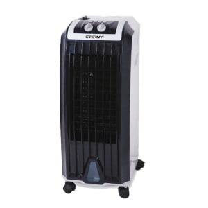 CLIQUE ➤➤ Climatizador de Ar Eterny Frio 3 Velocidades Umidifica e Resfria ET48001A Branco e Azul Escuro 110V   oferta com preço barato em Promoção no site de loja