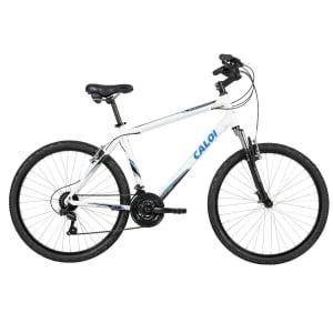 CLIQUE ➤➤ Bicicleta Caloi Aro 26 – 21 Marchas Sport Comfort Branca   oferta com preço barato em Promoção no site de loja