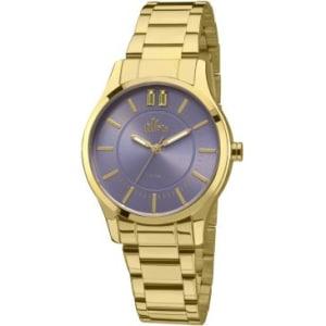 CLIQUE ➤➤ Relógio Feminino Allora, Analógico, Pulseira de Aço, Caixa de 3 cm, Resistente á àgua 5 ATM – AL2036CN/4A   oferta com preço barato em Promoção no site de loja