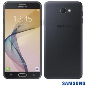 """CLIQUE ➤➤ Samsung Galaxy J7 Prime Preto, com Tela de 5,5"""", 4G, 32 GB e Câmera de 13 MP – SM-G610MZKEZTO – SGSMG610EZPTO   oferta com preço barato em Promoção no site de loja"""