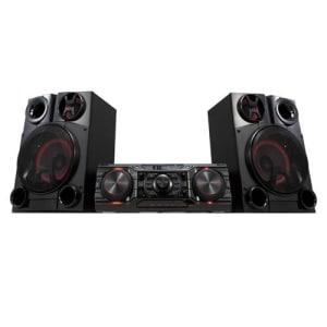 Oferta ➤ Mini System LG CM8350 com MP3, Multi Bluetooth, NFC, Dual USB e Funções DJ – 1.800 W   . Veja essa promoção