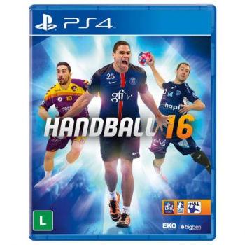 Jogo Handball 16 para Playstation 4 (PS4) - Big Bem
