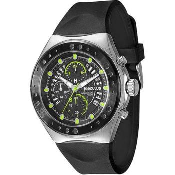 23208050e73 Relógio Masculino Seculus Analógico com Cronógrafo Social 50017gpsspu1