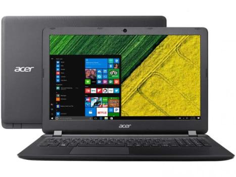 122ec8b137b4c Notebook Acer Aspire ES1-572-51NJ Intel Core i5 7ª - Geração 4GB 1TB LED 15