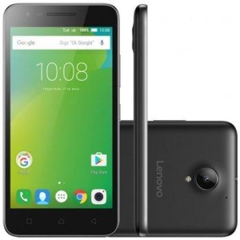Smartphone Lenovo Vibe C2 16GB Dual K10A40 Desbloqueado Preto