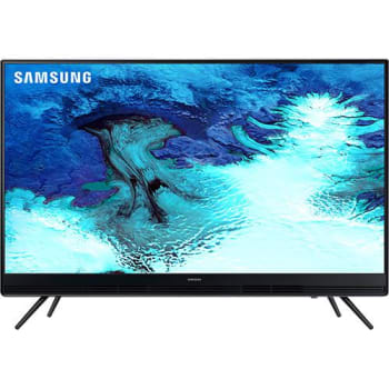 "TV LED 32"" Samsung UN32K4100AGXZD HD com Conversor Digital Proteção Tripla Design Slim  2 HDMI 1 USB"