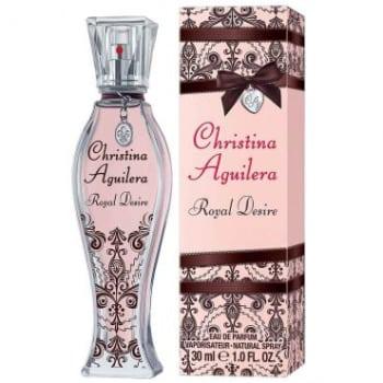 Perfume Christina Aguilera Royal Desire Feminino Eau de Toilette 30ml