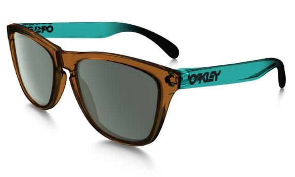 97fbe4152 Óculos De Sol Oakley Frogskins - Cor Ochre em Promoção no Oferta Esperta