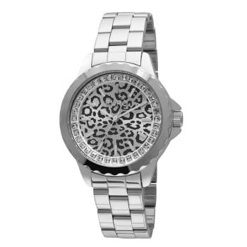 18265ead036 Relógio Euro Feminino Prata Analógico EU2035YBE 3K em Promoção no ...