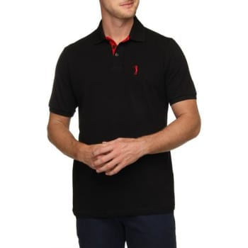 Polo Aleatory Piquet Lisa