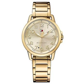 Relógio Tommy Hilfiger Feminino Aço Dourado - 1781656 em Promoção no ... b382b13076