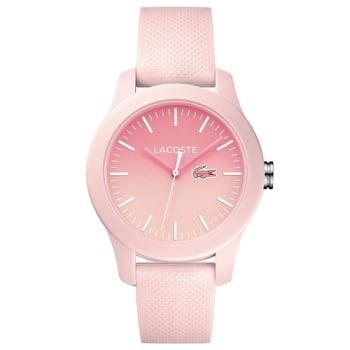 77f9ddf65fc Relógio Lacoste Feminino Borracha Rosa - 2000988 em Promoção no ...