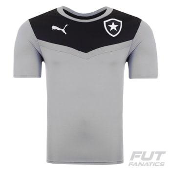 Camisa Puma Botafogo Treino 2015 Cinza em Promoção no Oferta Esperta 490d3222cd733