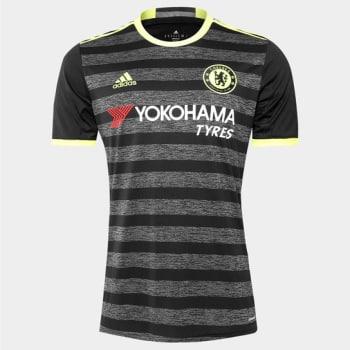 Camisa Chelsea Away 16 17 s nº Torcedor Adidas Masculina em Promoção ... 448343474ce75
