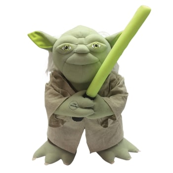 Boneco Mestre Yoda - Candide (Interativo)
