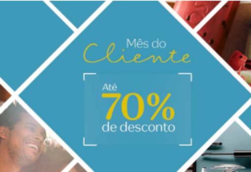 8843288cd4 Ofertas Mês do Cliente Natura Com Até 70% De Desconto + Cupom de 10%  Exclusivo