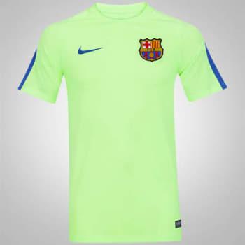 5b231646ea875 Camisa Barcelona Nike Dry Top - Masculina em Promoção no Oferta Esperta