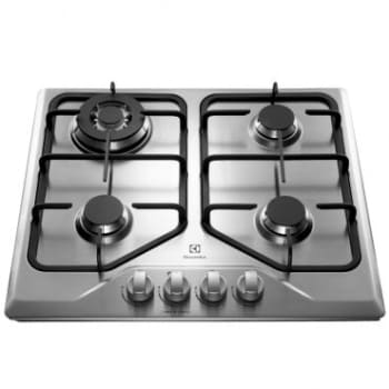 Cooktop 4 Bocas Electrolux Acendimento Automático Inox Bivolt - GT60X