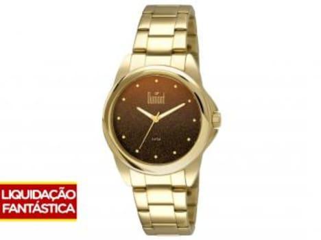 6cffd10a525 Relógio Feminino Dumont DU2035LNU 4P Analógico - Resistente à Água ...