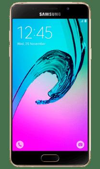 """Smartphone Samsung Galaxy A5 Duos Dual Chip Dourado 4G Tela 5.2"""" Android 5.1 Câmera 13Mp 16Gb"""