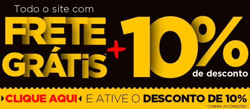 Ricardo Eletro Com Descontos + Frete Grátis + Cupom de 10% De Desconto Na Loja Toda!