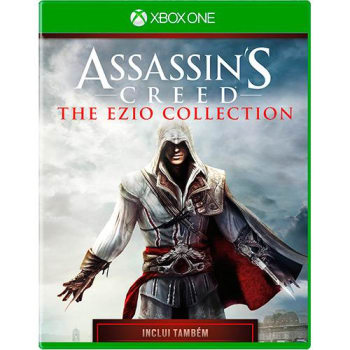 Game Assassins Creed The Ezio Collection - Xbox One