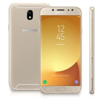 ee5f845eaac Smartphone Samsung Galaxy J7 Pro SM-J730 Dourado Dual Chip Android 7.0 4G Wi-Fi  64GB