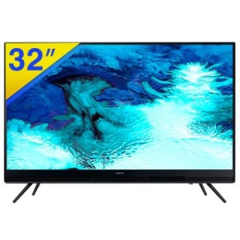 "TV LED 32"" Samsung HD com Conversor Digital Integrado, Conexões HDMI e USB - 32K4100"
