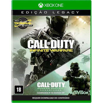 Game Call Of Duty: Infinite Warfare Legacy Edition - Xbox One