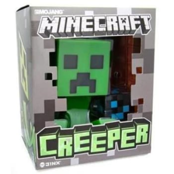 Minecraft Vinil Creeper