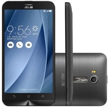 Smartphone Asus Zenfone Go Live DTV 16GB ZB551KL Desbloqueado Cinza