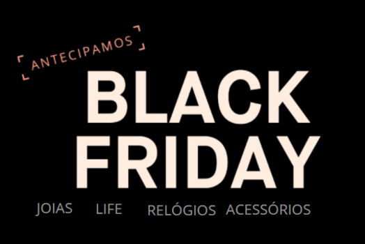 72e9cf13a Vivara Black Friday - Relógios