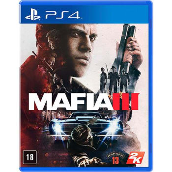Game Mafia III - PS4
