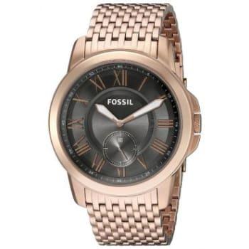 61bd05ae360 Relógio Feminino Analógico Fossil