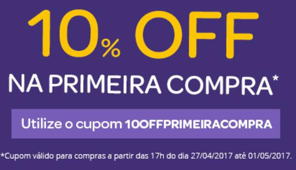 67d9926cd Cupom de 10% de desconto em todo site para sua primeira compra no Carrefour!