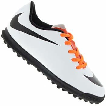830ed01423 Chuteira Society Nike Bravata TF - Infantil em Promoção no Oferta ...