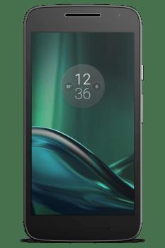 "Smartphone Motorola Moto G 4 Play Dtv Preto Tela 5"" Android™ 6.0.1 Marshmallow Câm 8Mp Dualchip 16Gb"