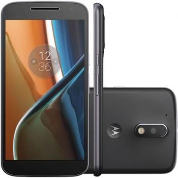 Smartphone Motorola Moto G4 16GB XT1626 Desbloqueado Preto