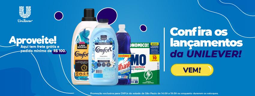 Unilever - Lançamentos