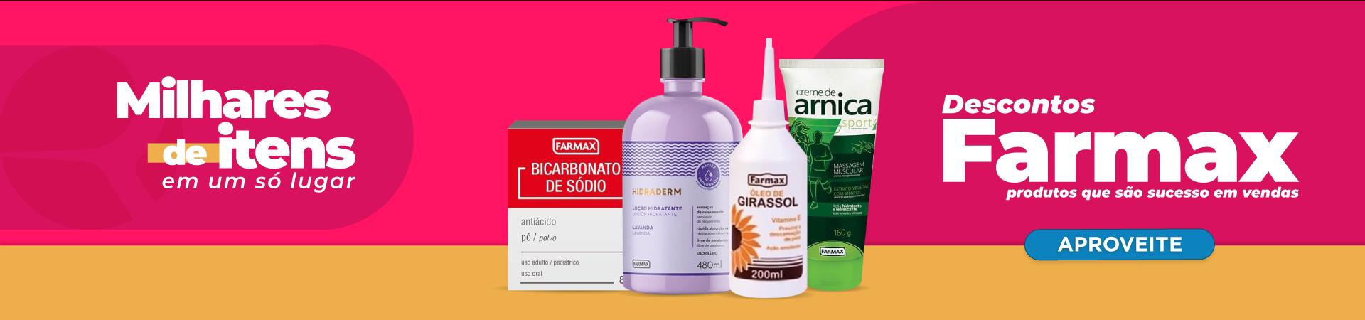 Farmax Divulgação - 25.07 a 31.07