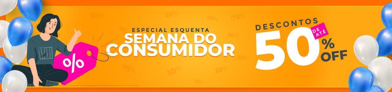 Banner semana do consumidor